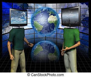 Media discussion