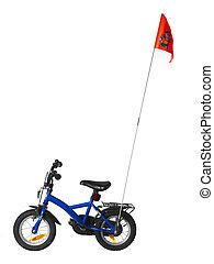 自転車, 子供,  s