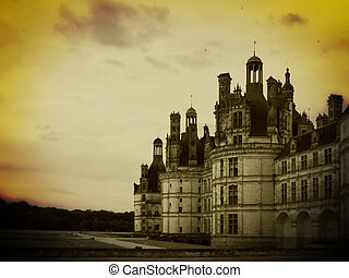 Spooky Chambord - My personal interpretation of Chambord,...