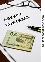 Agency Contract