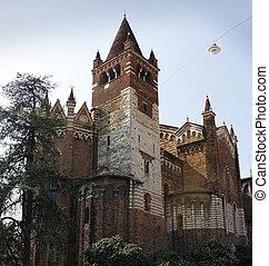 Church in Verona
