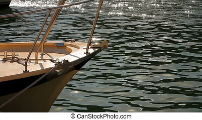 Nose yacht