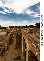 Ostia Antica Italy
