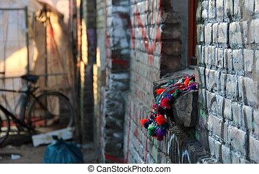 Berliner Urban City Art Perspective
