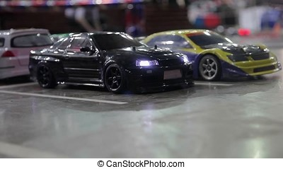 RC drift cars toys indoors