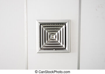 Duct ceiling