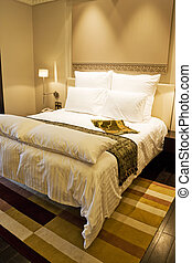 Luxurious Bed - Image of a luxurious bed