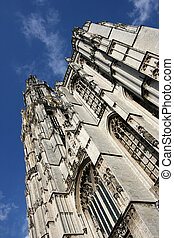 Antwerp cathedral - Beautiful Cathedral of Our Lady...