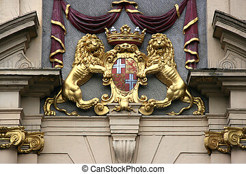 Utrecht - Coat of Arms - Coat of arms of Utrecht province of...