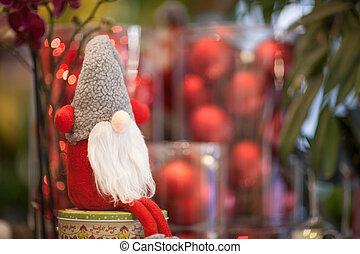 macio, Natal, Decorações, brinquedos