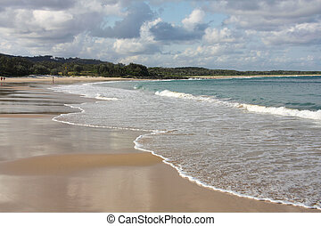 Australia beach - Kioloa beach near Murramarang National...