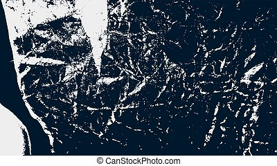 Grunge texture horizontal background. Abstract surface old...
