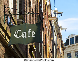 Medieval Coffee in Amsterdam
