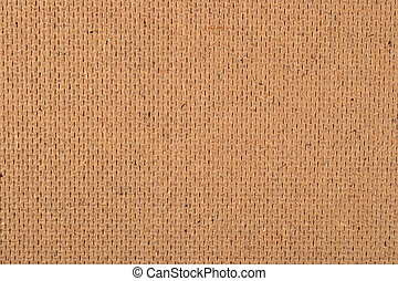 Brown fiberboard background - Brown fiberboard as background...