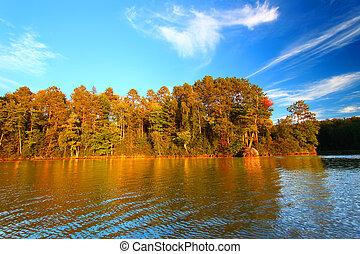 Northwoods Wisconsin Sweeney Lake - Sweeney Lake is a...