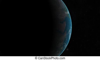 planet earth on white . Elements of this image furnished by...