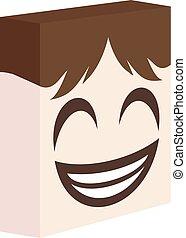 happy face design - creative design of happy face