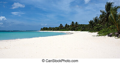 Flamenco Beach Culebra - The gorgeous white sand filled...