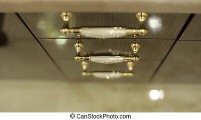 Kitchen furniture handles