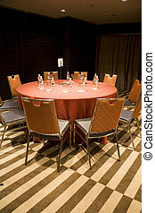 Meeting Table - Image of a meeting table