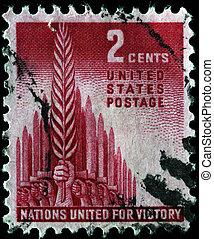 United nations for defence under Hiltler - UNITED STATES OF...