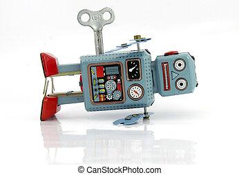 toys - robot toy