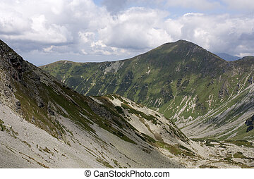 Rohace - West Tatras mountains - Views at Rohace - West...