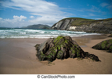 the irish Atlantic coast - irish Atlantic coast, near...