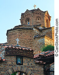 Church of St. John Kaneo (Ohrid, Macedonia) - Church of St....