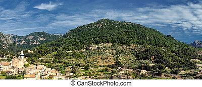 stad,  valldemossa,  Mallorca