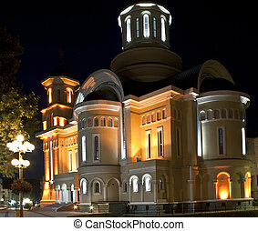 Ortodox cathedral from Caransebes 2 - Ortodox cathedral from...