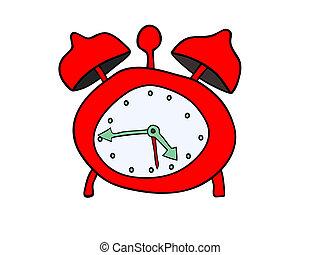 alarmclock - vector