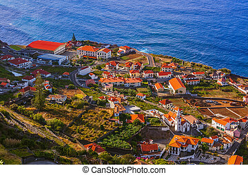 Porto Moniz - Madeira Portugal - Porto Moniz in Madeira...