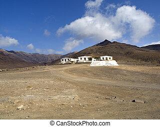 Desert Villas in Fuerteventura