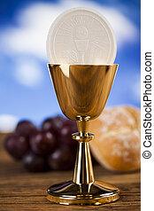 comunione, Simbolo, Eucaristia, sacramento