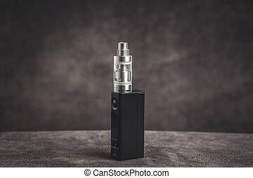 Electronic cigarette, Non carcinogenic alternative for...