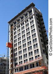Historic Building Undergoes Renovation