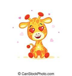 Emoji hello hi in love hearts you are cute character cartoon...