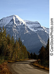 Mount Robson in beautiful British Columbia