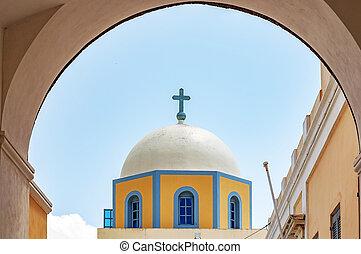 Fira Catholic Cathedral