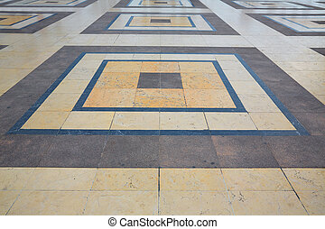Trocadero esplanade Paris marble soil - Trocadero esplanade...