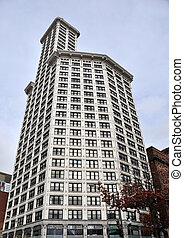 Historic Smith Tower in Seattle