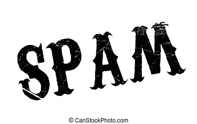 Spam rubber stamp