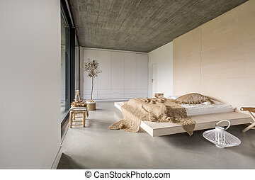 Apartment with marital bed - Modernly designed apartment...