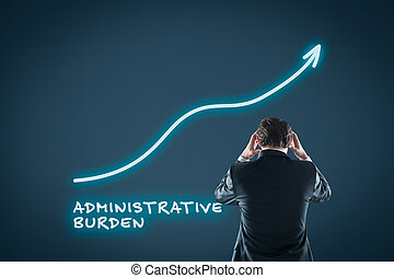 Administrative burden growth - Administrative burden...