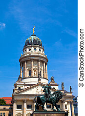 The French Cathedral, Berlin, Germany. - The French Church...