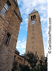 cornell university Cornell Chimes Bell Tower - Cornell...
