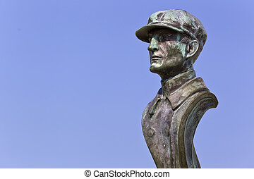 Wright Brothers National Memorial, located in Kill Devil...