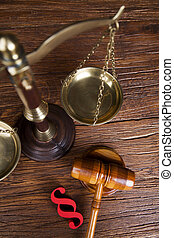 Court gavel,Law theme, mallet of judge - Gavel, Mallet of...