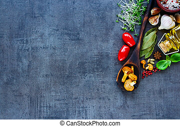 hälsosam,  bio, mat